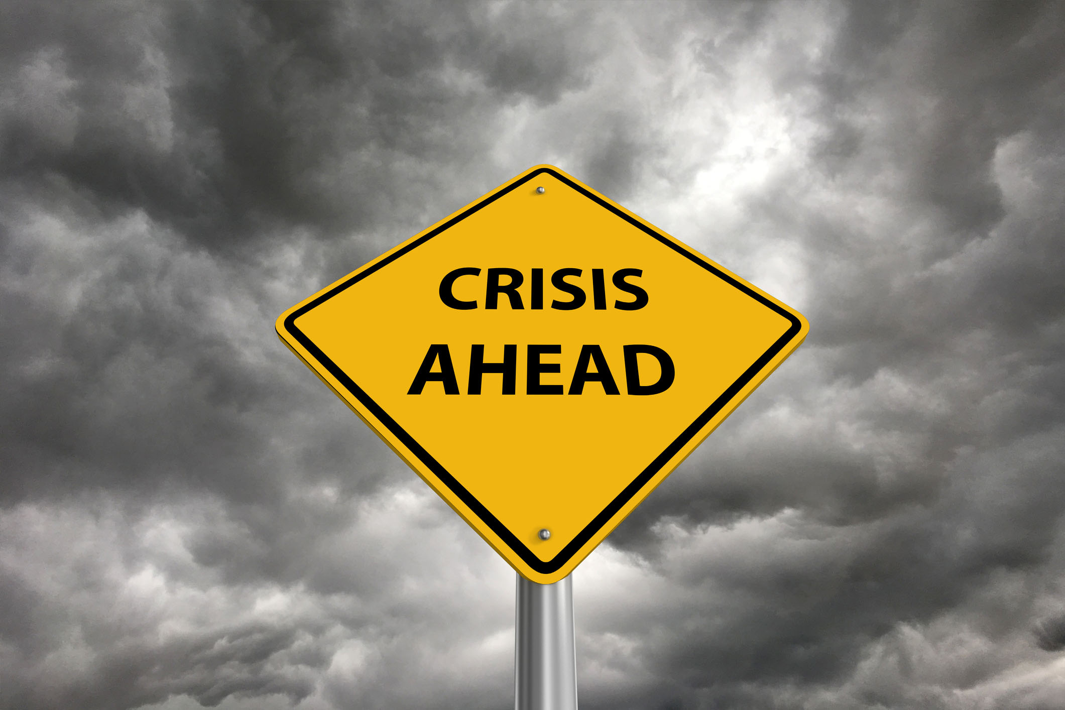 We Have a Crisis — Now What?