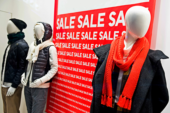 Retail's Two-Pronged Problem