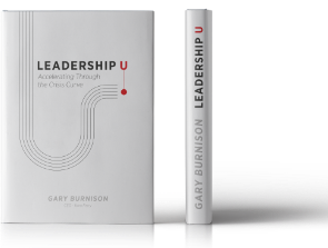 Leadership U book