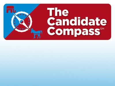 Korn Ferry's Candidate Compass Reveals Corporate Leaders' Opinions on Presidential Candidates' Leadership Competencies