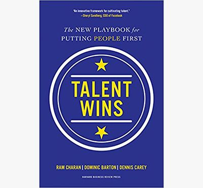 Korn Ferry Vice Chairman Dennis Carey Co-Authors 'TALENT WINS: The New Playbook for Putting People First'?
