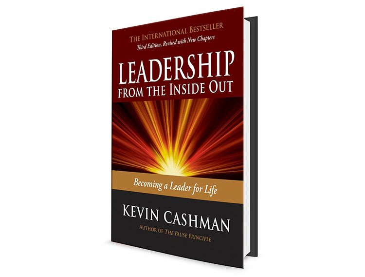 Korn Ferry's Kevin Cashman Releases Completely Revised New Edition of Leadership from the Inside Out: Becoming a Leader for Life
